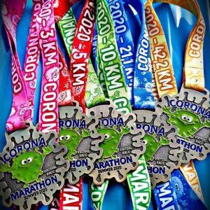 Corona Marathon 2020