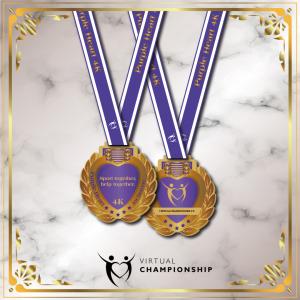 Purple Heart Charity Marathon