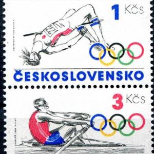 Read more about the article Československo a šport – časy nebývalých úspechov