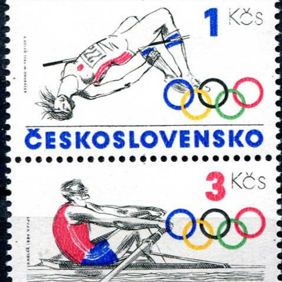 Read more about the article Czechoslovakia and sport – the era of incredible success