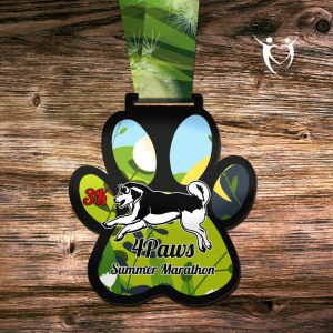 4Paws Summer Marathon